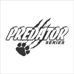 استیکر predator طرح 1