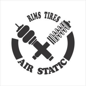 استیکر air static