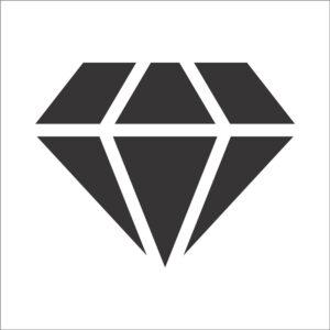 استیکر الماس طرح 2