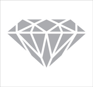 استیکر الماس طرح 1